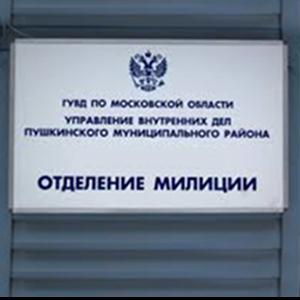 Отделения полиции Павлоградки